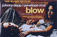 """George Jung Signed """"Blow"""" 11x17 Movie Poster (Beckett COA) at PristineAuction.com"""