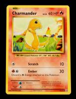 Charmander 2016 Pokemon Evolutions #9 at PristineAuction.com