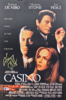 """Kevin Pollak Signed """"Casino"""" 12x18 Movie Poster (Beckett COA) at PristineAuction.com"""