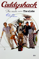 """Chevy Chase Signed """"Caddyshack"""" 12x18 Movie Poster (Beckett COA) at PristineAuction.com"""