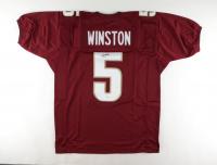 Jameis Winston Signed Jersey (JSA COA) at PristineAuction.com