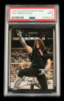 The Undertaker 1994 Action Packed WWF #12 (PSA 9) at PristineAuction.com