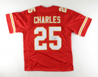 Jamaal Charles Signed Jersey (JSA COA) at PristineAuction.com