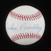 Jackie Bradley Jr. Signed OML Baseball (JSA COA) at PristineAuction.com