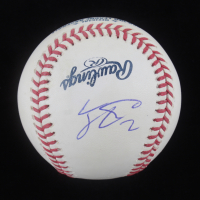 Jean Segura Signed OML Baseball (JSA COA) at PristineAuction.com