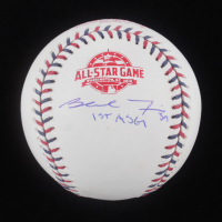 """Blake Treinen Signed 2018 All-Star Game Baseball Inscribed """"1st ASG"""" (SidsGraphs COA) at PristineAuction.com"""