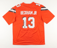 Odell Beckham Jr. Signed Jersey (Beckett COA) at PristineAuction.com