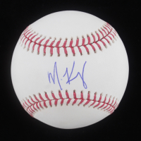 Michael King Signed OML Baseball (JSA Hologram) at PristineAuction.com