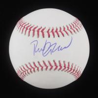 Rod Carew Signed OML Baseball (MAB Hologram) at PristineAuction.com