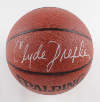 Clyde Drexler Signed NBA Basektball (JSA Hologram) at PristineAuction.com