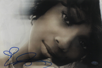 Tamyra Gray Signed 8x12 Photo (Finest Sports Collectibles COA) at PristineAuction.com
