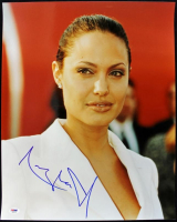 Angelina Jolie Signed 16x20 Photo (PSA COA) at PristineAuction.com