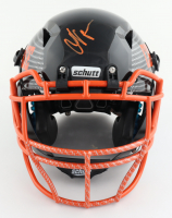 """Chad """"Ochocinco"""" Johnson Signed Youth Full-Size Authentic On-Field Hydro Dipped Vengeance Helmet (PSA COA) (See Description) at PristineAuction.com"""