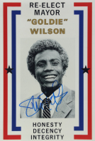 """Donald Fullilove Signed """"Back to The Future"""" 12x18 Photo (AutographCOA COA) at PristineAuction.com"""