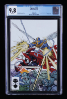 """2019 """"Spawn"""" Issue #299B Virgin Cover Variant Image Comic Book (CGC 9.8) at PristineAuction.com"""