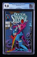 "1988 ""Doctor Strange, Sorcerer Supreme"" Issue #1 Marvel Comic Book (CGC 9.8) at PristineAuction.com"