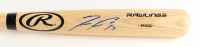 Ronald Acuna Jr. Signed Rawlings Pro Baseball Bat (JSA COA & Acuna Hologram) at PristineAuction.com