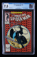 """1988 """"The Amazing Spider-Man"""" Issue #300B Marvel Comic Book (CGC 7.5) at PristineAuction.com"""