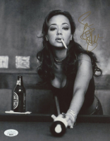 Leah Remini Signed 8x10 Photo (JSA COA) at PristineAuction.com