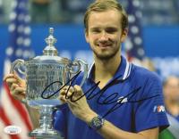Daniil Medvedev Signed 8x10 Photo (JSA COA) at PristineAuction.com