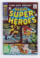 """1966 """"Marvel Super-Heroes"""" Issue #1 Marvel Comic Book at PristineAuction.com"""