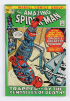 """1972 """"The Amazing Spider-Man"""" Issue #107 Marvel Comic Book at PristineAuction.com"""