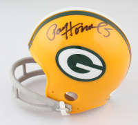 Paul Hornung Signed Packers Throwback Mini Helmet (JSA COA) at PristineAuction.com