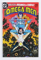 """1983 """"The Omega Men"""" Issue #3 DC Comic Book at PristineAuction.com"""