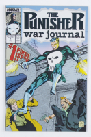 """1988 """"Punisher: War Journal"""" Issue #1B Marvel Comic Book at PristineAuction.com"""