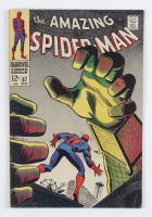 """1968 """"The Amazing Spider-Man"""" Issue #67 Marvel Comic Book at PristineAuction.com"""