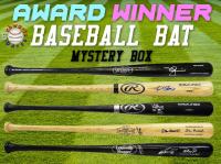 Schwartz Sports Baseball Award Winner Signed Baseball Bat Mystery Box – Series 2 (Limited to 100)(BASEBALL AWARD WINNER IN EVERY BOX!!!) at PristineAuction.com
