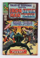 """1966 """"Tales of Suspense"""" Issue #78 Marvel Comic Book at PristineAuction.com"""
