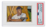 Willie Mays 1951 Bowman #305 RC (PSA 4.5) at PristineAuction.com