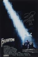 "Billy Zane Signed ""The Phantom"" 12x18 Photo with Hand Drawn Sketch (AutographCOA COA) at PristineAuction.com"