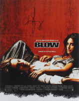 """George Jung Signed """"Blow"""" 16x20 Photo (ACOA Hologram) at PristineAuction.com"""