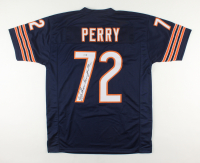 William Perry Signed Jersey (Beckett Hologram) at PristineAuction.com