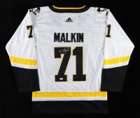Evgeni Malkin Signed Penguins Jersey (JSA COA) at PristineAuction.com