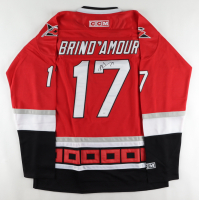 Rod Brind'Amour Signed Hurricanes Jersey (JSA COA) at PristineAuction.com