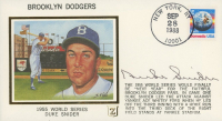 Duke Snider Signed Dodgers 1988 FDC Envelope (JSA COA) at PristineAuction.com