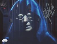 "Clive Revill Signed ""Star Wars: The Empire Strikes Back"" 8x10 Photo (JSA COA) at PristineAuction.com"