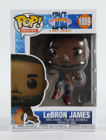 """LeBron James - """"Space Jam: A New Legacy"""" - Movies #1059 Funko Pop! Vinyl Figure at PristineAuction.com"""