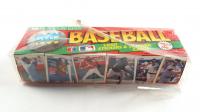 1990 Fleer Baseball Complete Set of (660) Cards with Sammy Sosa #548 RC, Roger Clemens #271, Juan Gonzalez #297 RC, Nolan Ryan #313 at PristineAuction.com