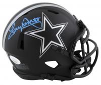 Tony Dorsett Signed Cowboys Eclipse Alternate Speed Mini Helmet (JSA COA) at PristineAuction.com