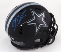 Micah Parsons Signed Cowboys Full-Size Authentic On-Field Eclipse Alternate Speed Helmet (Fanatics Hologram) at PristineAuction.com