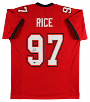Simeon Rice Signed Jersey (Beckett COA) at PristineAuction.com