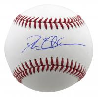 Deion Sanders Signed OML Baseball (Beckett Hologram) at PristineAuction.com