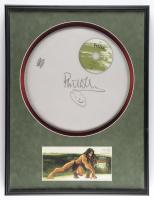 "Phil Collins Signed ""Tarzan"" 20x26 Custom Framed Drumhead Display (JSA LOA) at PristineAuction.com"