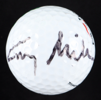 Andy Miller Signed Pinnacle BellSouth Classic Logo Golf Ball (JSA COA) at PristineAuction.com