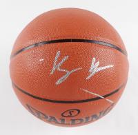 Kyle Kuzma Signed NBA Game Ball Series Basketball (Beckett COA) at PristineAuction.com