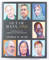 """George W. Bush Signed """"Out of Many, One"""" Hardcover Book (Beckett LOA) at PristineAuction.com"""